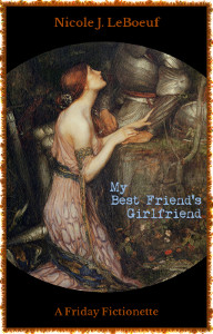 Cover art incorporates and modifies �Lamia� (1905) by John William Waterhouse